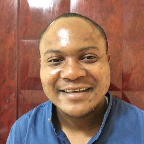 Fabrice Witanday: Program Officer