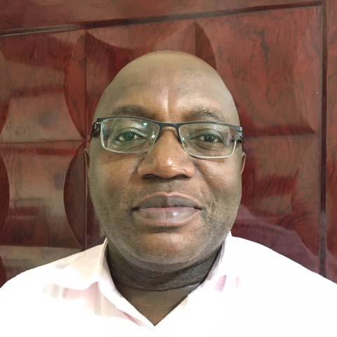 Florent Kalenga: Malaria Technical Advisor