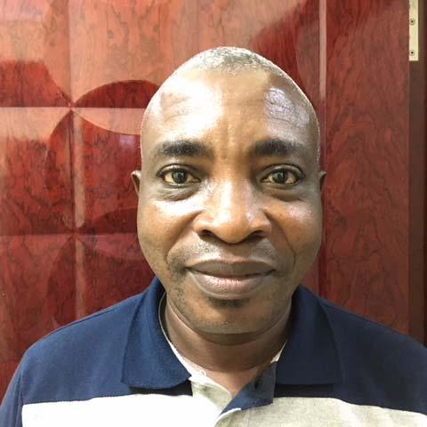 Nestor Nkosso, Finance Officer