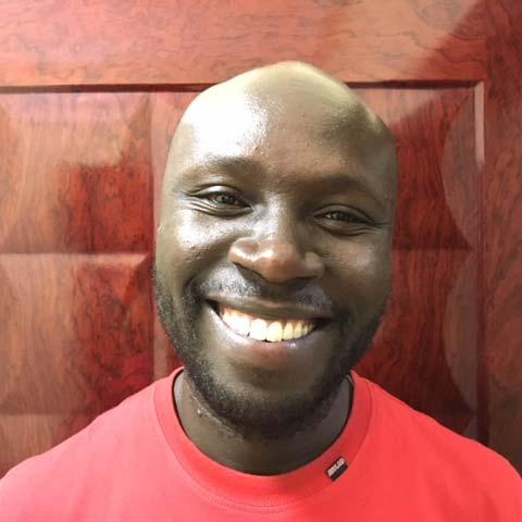 Peter Byamungu: Senior Procurement Specialist