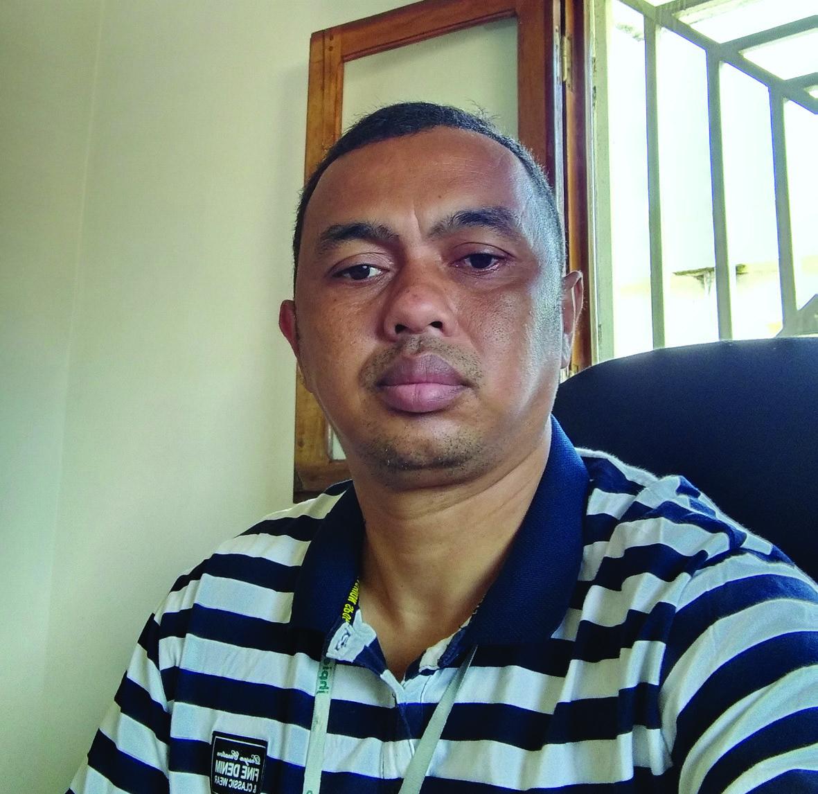 Gregory Andriamanoarisoa