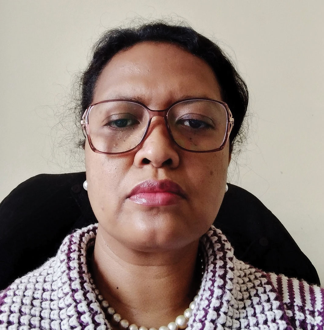 Patricia Razafimandimby